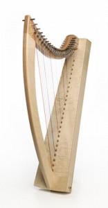 Christina therapy harp
