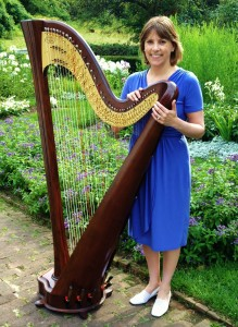 Connecticut harpist-DebbieVinick