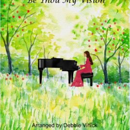 Be Thou My Vision- piano