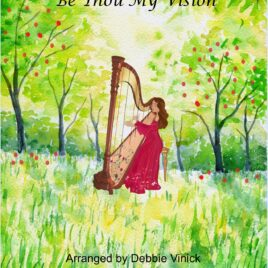 Be Thou My Vision- pedal harp